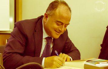 "BookCity Milano: Nicola Gratteri, ""Padrini e padroni"""
