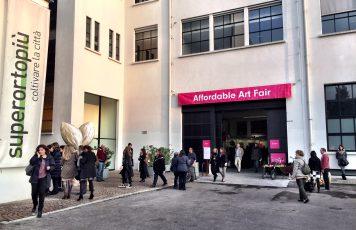"""Milano, in corso l'Edizione 2017 di """"Affordable Art Fair"""""""