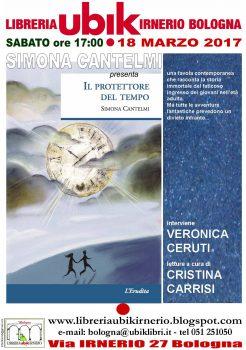 SIMONA CANTELMI Libreria Ubik Irnerio Bologna 18 marzo
