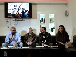 Nella foto di Pino Curtale: Antonio La Palerma, Pino Gemelli, Ilario Ierace, Carmen Ingrati