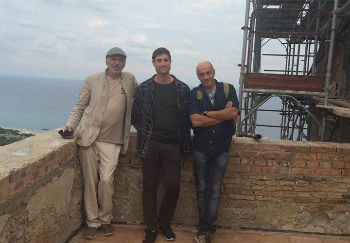 Un film di spionaggio per Enzo de Liguoro