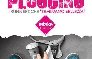 Plogging sul Naviglio: jogging e raccolta rifiuti