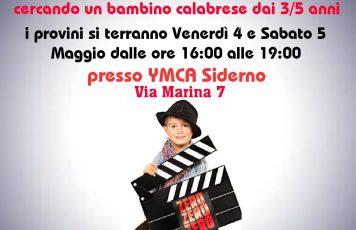 """Siderno (RC), venerdì 4 e sabato 5 maggio il casting per la serie televisiva """"ZeroZeroZero"""""""