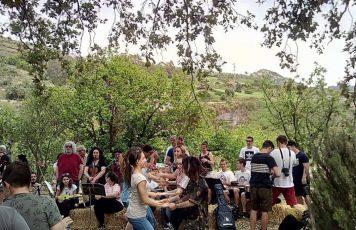 Un nuovo progetto di alternanza scuola-lavoro nella Locride per gli studenti dell'Istituto D'Arco-D'Este di Mantova: al centro la musica e la danza