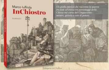 """Bovalino (RC):  al """"Caffè letterario Mario La Cava"""" presentazione del nuovo romanzo di Marco Iuffrida, """"InChiostro"""" (Rubbettino)"""