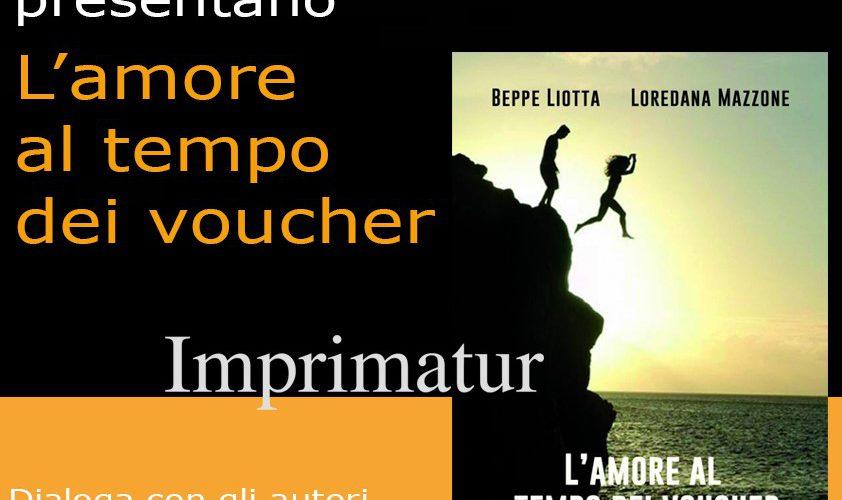 """Siderno (RC): """"L'amore al tempo dei voucher"""", alla """"Calliope Mondadori"""" il romanzo di Loredana Mazzone e Beppe Liotta"""