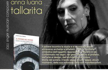 """Siderno (RC): Anna Luana Tallarita alla libreria """"Calliope Mondadori"""" con il suo saggio """"Il potere del potere"""""""