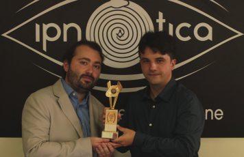 """Alberto De Venezia vince il Jury Award all'Amsterdam International Filmmaker Festival come miglior produttore per il docufilm """"Pasolini e la terza generazione"""""""