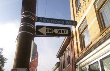 Colori- Sampsonia Way (Pittsburgh Pennsylvania)