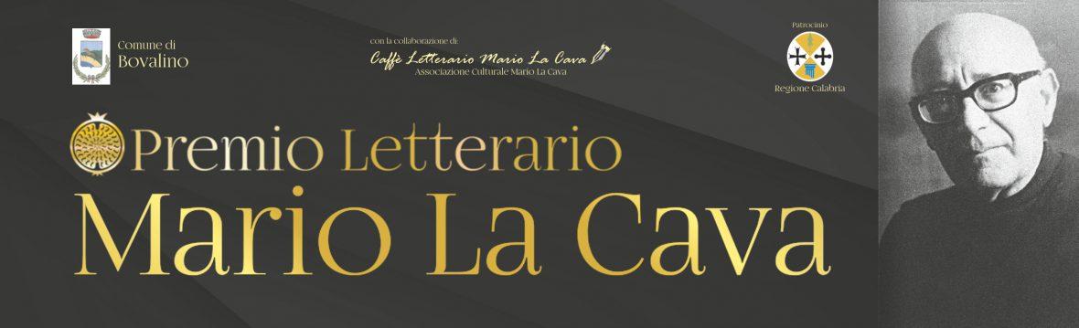 "Bovalino (RC): al via il ""Premio Letterario Mario La Cava"" 2018"