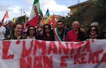 """Antonella Iaschi: """"da Riace un segnale di cambiamento"""""""