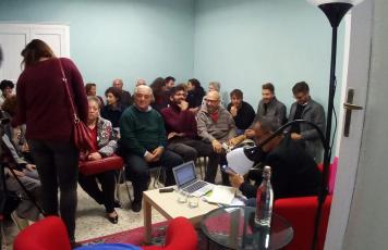 """Associazione Culturale Scholé – Centro Studi Filosofici di Roccella Jonica: """"anche Marx sta con Riace"""""""