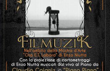 """Gioiosa Jonica (RC): sabato negli studi BirdLand la mostra """"Ora et Labora"""" di Enzo Niutta e la performance del pianista jazz Claudio Cojaniz"""