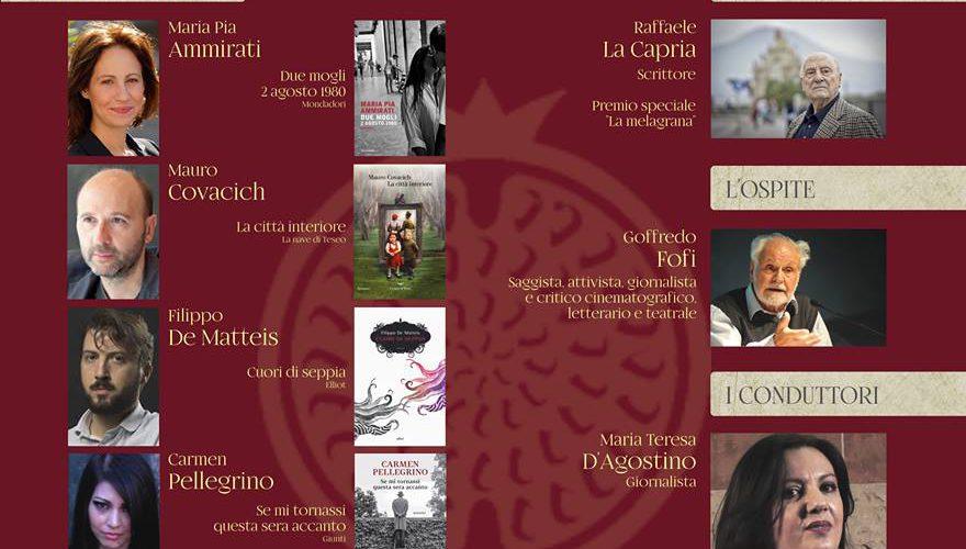 Bovalino (RC): sabato la cerimonia di premiazione del  Premio Letterario La Cava 2018, ospite della serata Goffredo Fofi