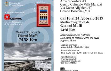 7458 Km – Mostra fotografica di Gianni Maffi