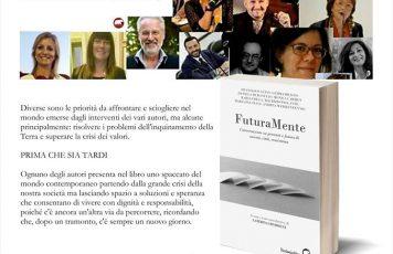 """Venezia: sabato 16 febbraio presentazione di """"FuturaMente"""" (Bertoni Editore), nuovo saggio curato da Caterina Condoluci"""