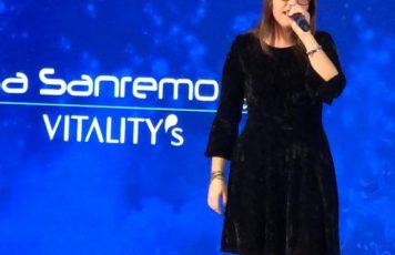 Ilenia Mazzà  premiata a Casa Sanremo come giovane cantautrice emergente