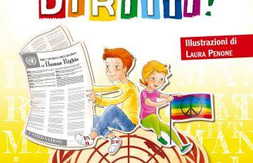 """""""Evvai coi Diritti!"""", un libro sulla Dichiarazione Universale dei Diritti Umani"""