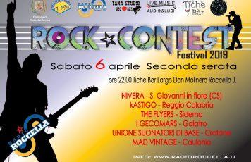 Radio Roccella Rock Contest Festival: domani, sabato 6 aprile, la seconda serata