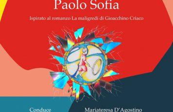 """Esce """"L'albero di more"""", il nuovo album di Paolo Sofia ispirato a """"La maligredi"""" di Gioacchino Criaco: sabato la presentazione al Mondadori Bookstore di Siderno (RC)"""