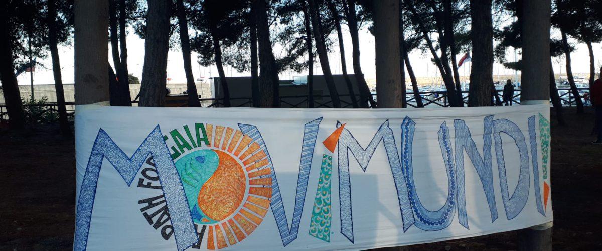 """""""Movìmundi – A Path for Gaia"""" completa la prima fase del suo cammino a Roccella Jonica"""