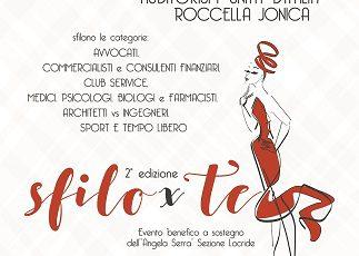 """Roccella Jonica (RC): """"Sfilo x Te"""", domenica prossima la seconda edizione del gala di beneficenza per l'""""Angela Serra – Sezione Locride"""""""