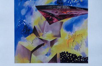 """Locri (RC): """"Nel caos calmo"""", la mostra di Liliana Condemi alla galleria Arkè"""