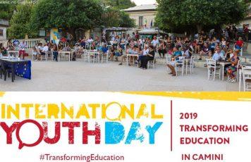 """Educazione globale e istruzione di qualità: Camini (RC) ha ospitato per il terzo anno consecutivo la """"Giornata internazionale della Gioventù"""""""
