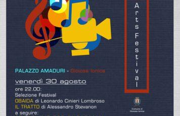 Gioiosa Jonica (RC),  Filmuzik Arts Festival: gli eventi del 30 e 31 agosto