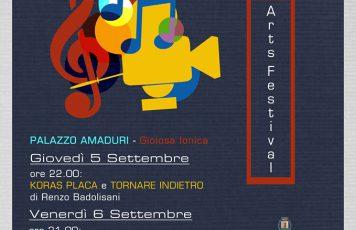 Gioiosa Jonica (RC): giovedì 5 e venerdì 6 settembre gli eventi finali di Filmuzik