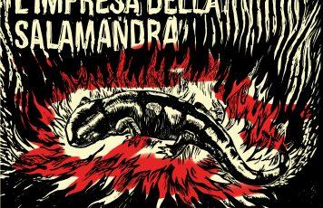 """""""L'impresa della salamandra"""", il nuovo disco di Massimiliano Cranchi"""