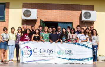 """Camini (RC): giovanissimi da tutta Europa per la fase conclusiva del progetto """"Good4you(th)"""""""