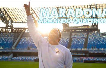 """""""Maradona"""", nuovo singolo e video per Amando Quattrone"""