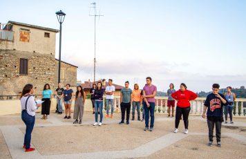 """Oggi i giovani del """"Good4you(th)"""" di Camini arrivano a S. Ilario dello Jonio"""