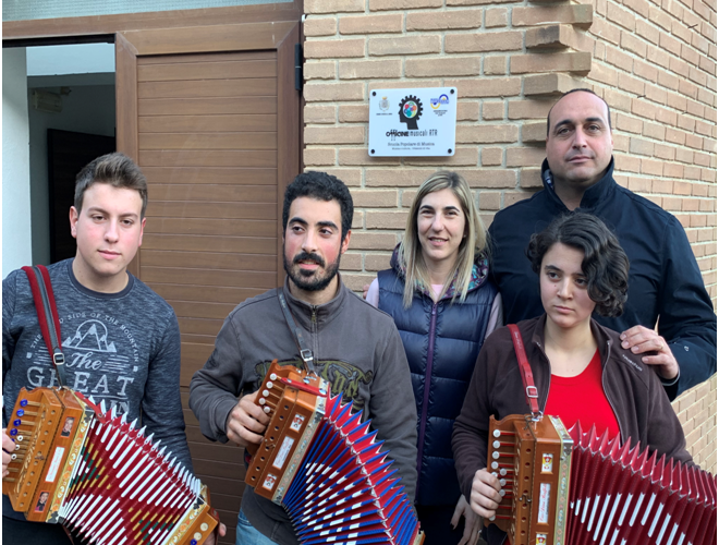 """Roccella Jonica (RC): l'Associazione Culturale Radio Tele Roccella promuove e valorizza il territorio col progetto """"Officine Musicali"""""""