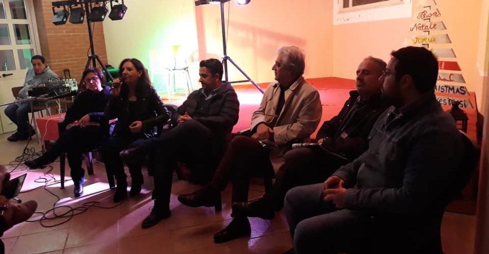 """Sant'Ilario dello Jonio (RC): emozioni e riflessioni per """"Storie migranti/2"""", tra la narrativa di Mimmo Gangemi e la musica di Fabio Macagnino"""