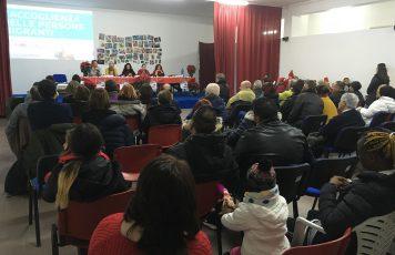 Camini (RC): l'Italia solidale e le buone pratiche d'accoglienza come messaggio di speranza per il nuovo anno nell'incontro con Tiziana Grassi