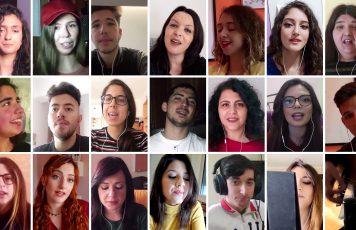 Il videoclip del Coro Giovani di Bovalino