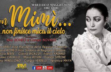 """""""Con Mimì… non finisce mica il cielo"""": da Bagnara (RC) il ricordo di Mia Martini"""