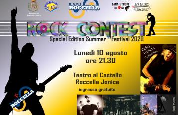 Radio Roccella rilancia la III Edizione del Rock Contest Festival con la Special Edition Summer 2020: sul palco il 10 agosto Savant, Lost Reality e il super ospite Ricky Portera